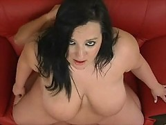 Sexy bbw haven slammed hard